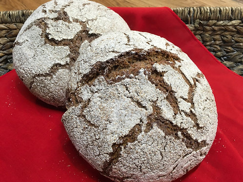 Bread - True Rye Sour Dough
