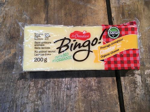 Bingo -  Cheddar mild 200g