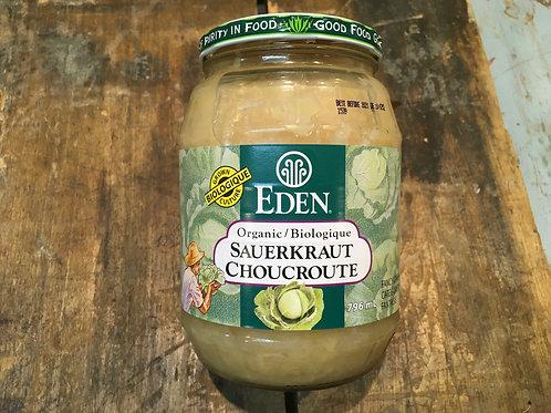 Sauerkraut-Eden Foods