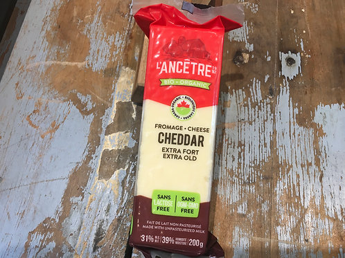 L Ancetre-Cheddar X Old - 200g