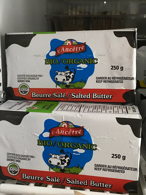 Butter - Salted L'Ancetre 250g