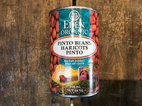 Beans Pinto- Eden
