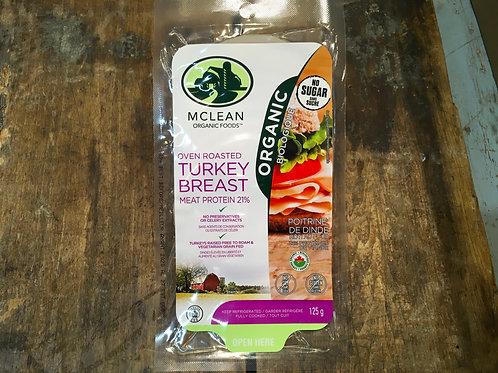 McLean-Turkey Breast/Pkg