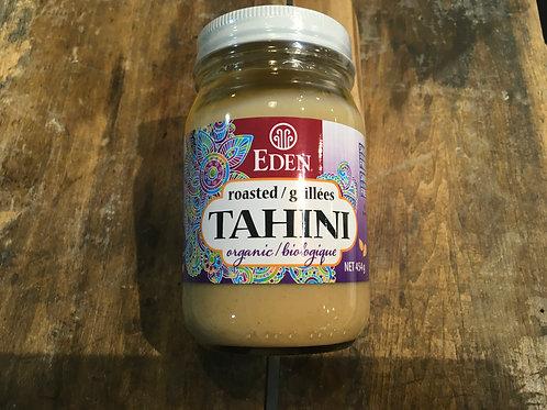 Tahini Roasted 454g Eden Foods