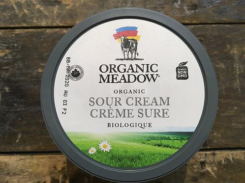 Sour Cream (Organic Meadow)
