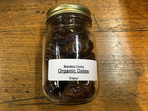 Dates- (dried/500ml jar)