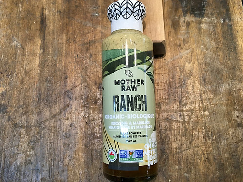Dressing  Mother Raw - Ranch