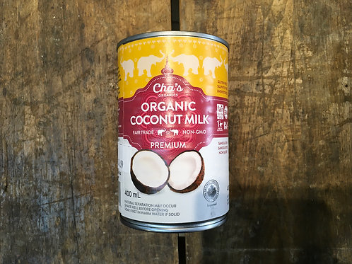 Coconut Milk - Chas