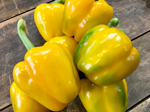 Peppers Yellow/Lb