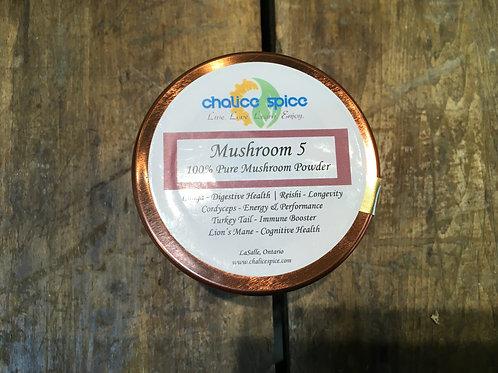 Chalice Spice-5 Mushroom