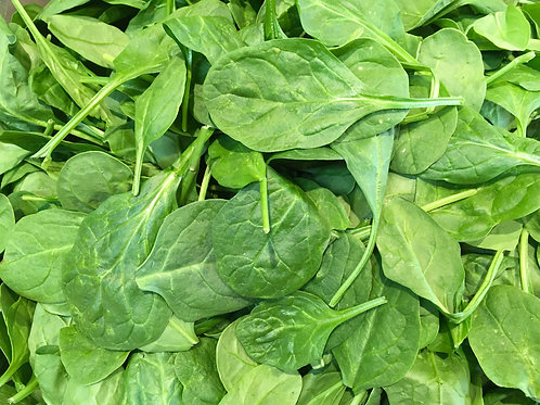 Spinach Baby (aprox .5LB bag)