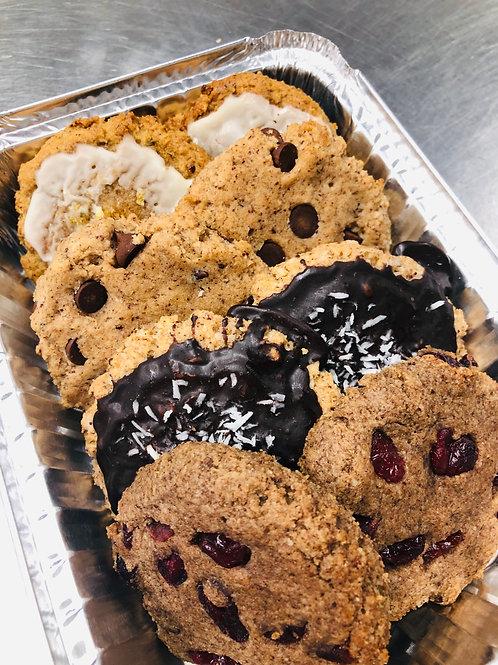 Vegan Gluten Free Cookies (8/pkg)