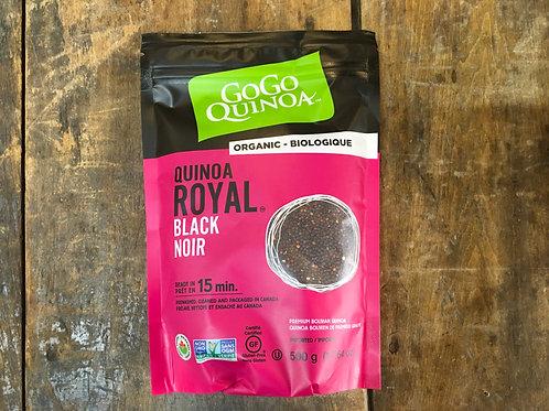 Quinoa Royal Black-500g - Gogo