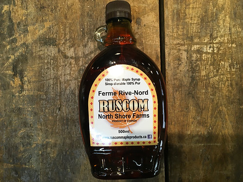 Maple Syrup- Ruscom Farms