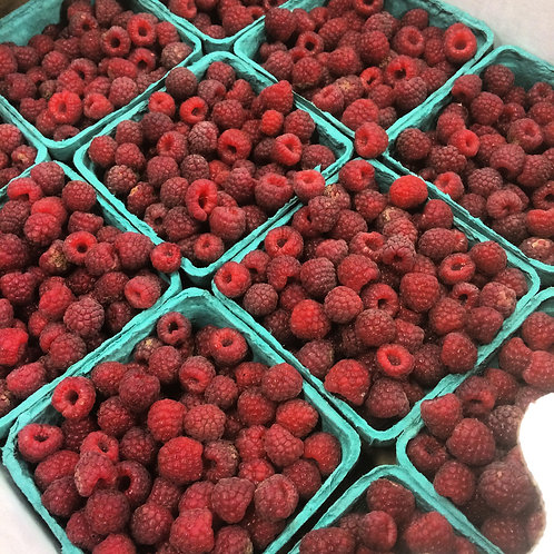 Raspberries Fresh/EA