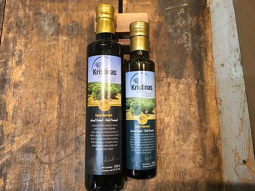 Olive Oil Kristinas-Early Harvest