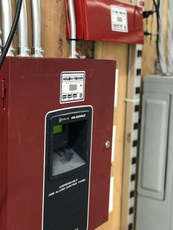 Fire Alarm Control Panel (FACP)