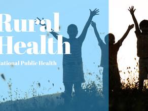 National Public Health: Rural Health