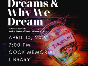 Dreams and Why We Dream