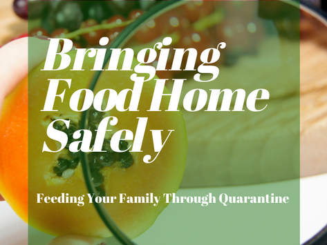 Food Safety - Feeding Your Family