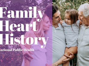 Family History and Heart Disease, Stroke