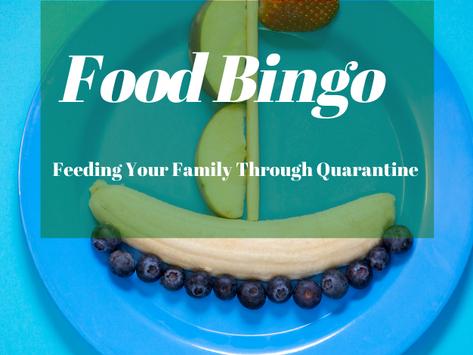 Food & Fun Bingo 2