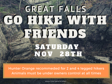 GO HIKE WITH FRIENDS 11/28/20