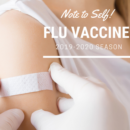Flu Vaccination – You're not just protecting yourself!