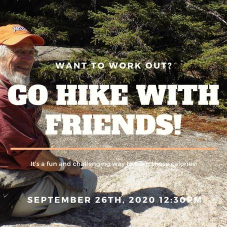 Hike Mount Katherine 9/26/2020