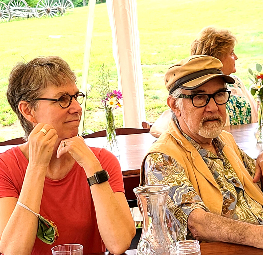 100th Birthday Annual Meeting 08182021 31 Rev. Mary Edes Kull and Dr. Stephen Kull.jpg