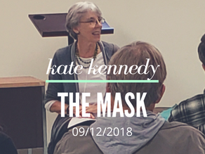 Kate Kennedy, The Mask
