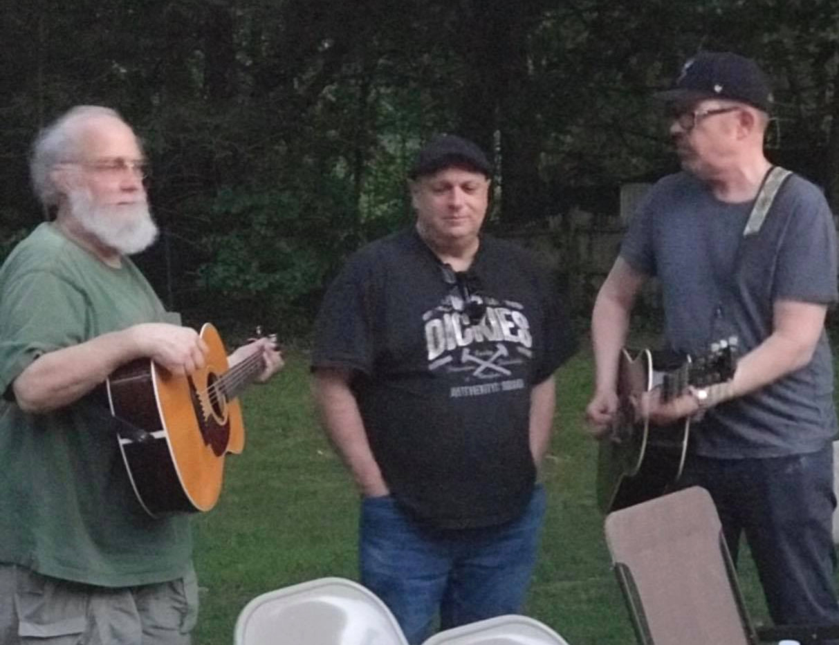 Wall of Grass musicians
