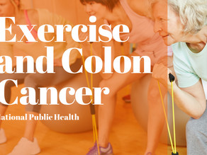 Colon Cancer Growth Reduced by Exercise