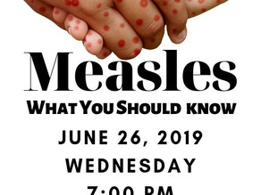 Measles: What You Should Know
