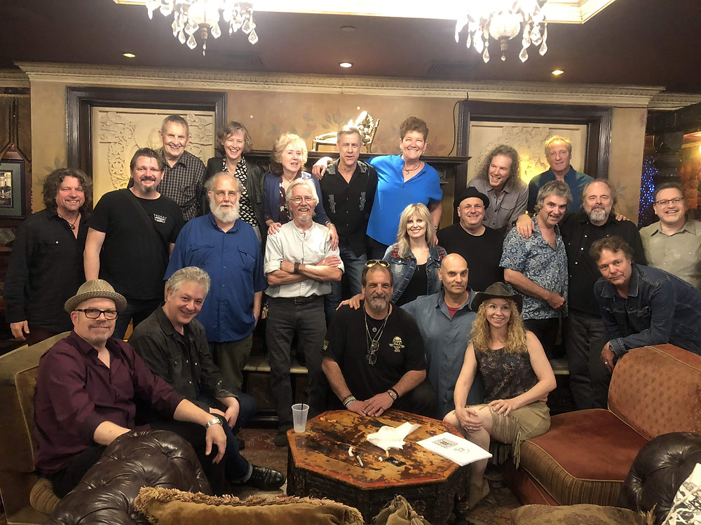Wall of Grass Musical Guests at the Tamworth Community Nurse Benefit October 20th, 2019