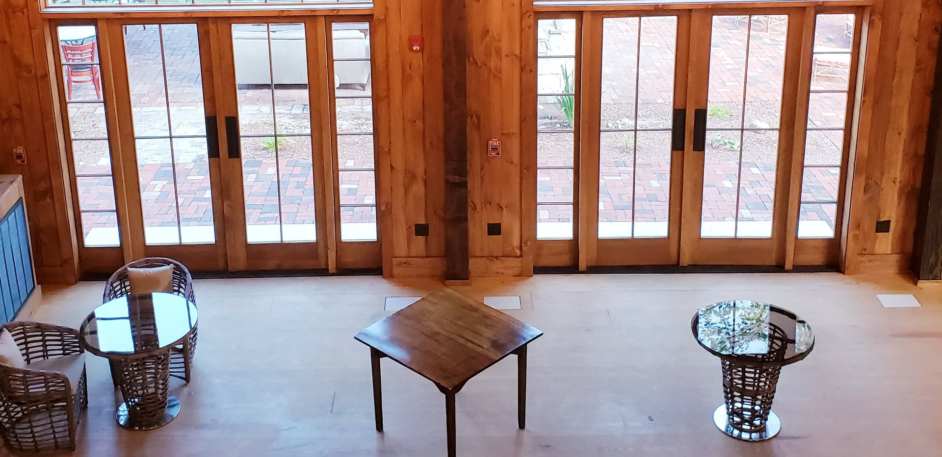 Preserve at Chocorua Barn inside