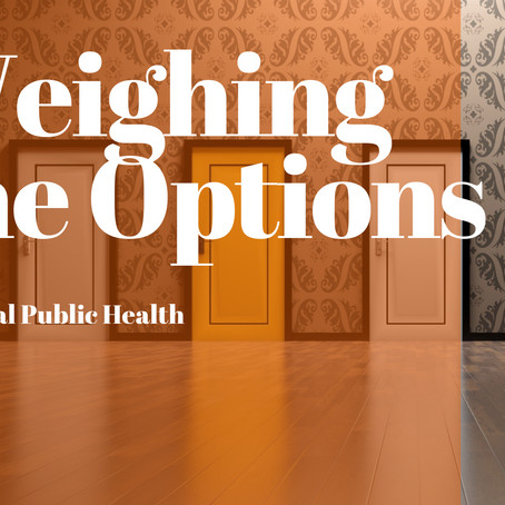 Colon Cancer Screening: Weighing the options