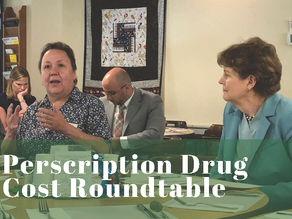 Prescription Drug Roundtable in Conway, NH