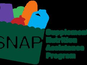 Government Shutdown - SNAP