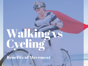 Walking or Cycling: Which is Better?