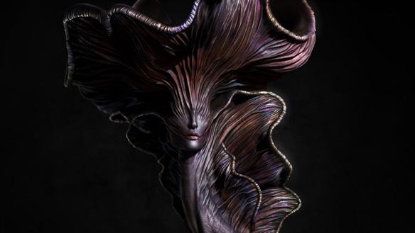 Mushy - Creature Design