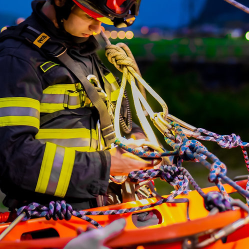 Rope Rescue Technician I & II