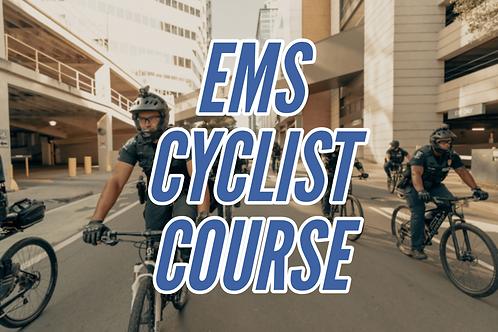 EMS CYCLIST COURSE