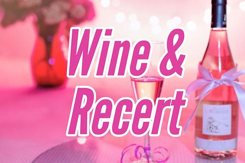 Wine & Recert