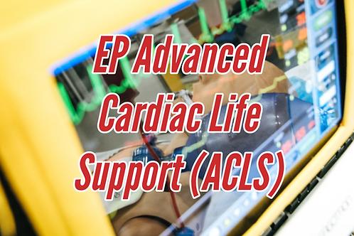 EP Advanced Cardiac Life Support (ACLS)