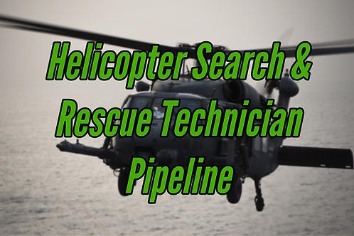 Helicopter Search & Rescue Technician Pipeline