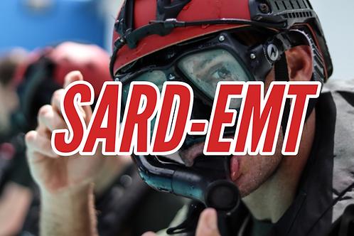SARD-EMT DiverEmergency Medical Technician