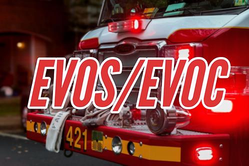 EMS Vehicle Operator Safety/EVOC
