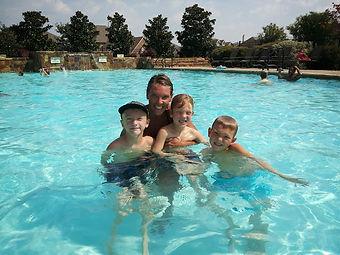 swim lessons frisco, swimming lessons, swim special needs, ms erins swim school