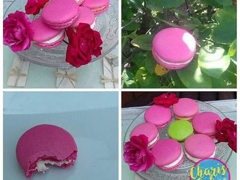 Loved making these macarons.Tastes delicious too.jpg